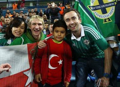 Loving being part of the GAWA again in Adana, Turkey