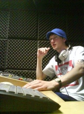 Working as a DJ on Nerve Radio in the 00s