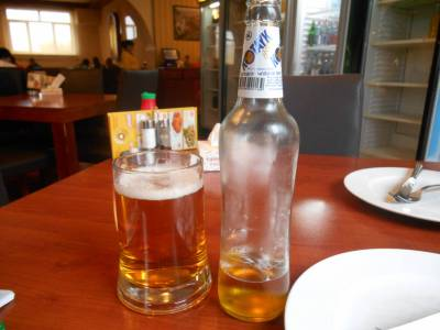 Beer time in Nagorno Karabakh!