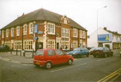 The Dolphin Pub, my old local in Springbourne