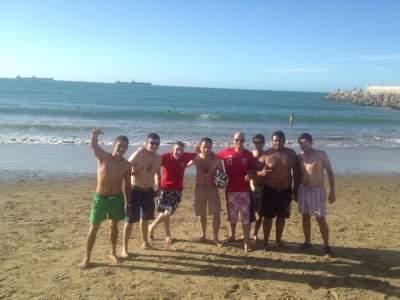 beach football fortaleza 2014