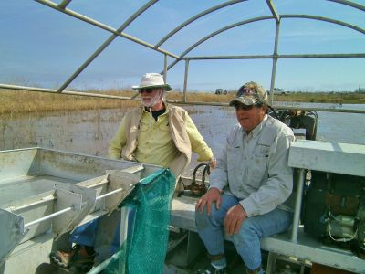 World Travellers: Not Dun Roamin, crawfishing in Abbeville, Louisiana, USA