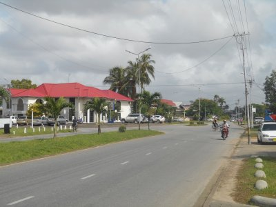 guesthouse amice paramaribo gravenberch straat