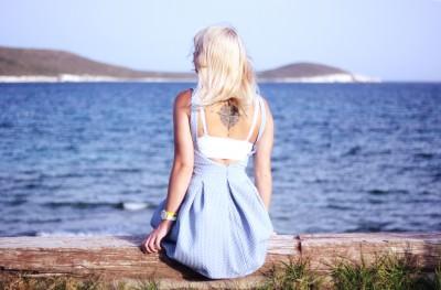 Laura in Turkey