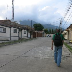 backpacking san pedro sula