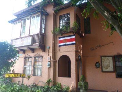 The Hemingway Inn, San Jose, Costa Rica.