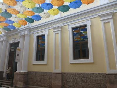 Museo para la identidad nacional.