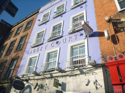 The Abbey Court Hostel - best place to stay in Dublin.