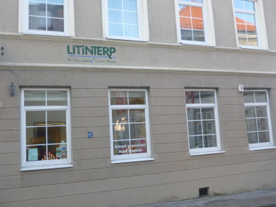 Staying at Litinterp Guesthouse in Vilnius, Lithuania