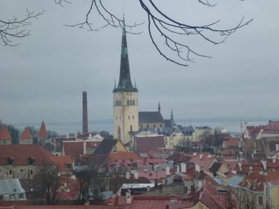 Backpacking in Estonia: Top 15 Sights in Tallinn