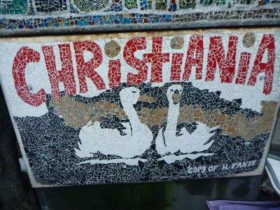 Art in the Republic of Christiania