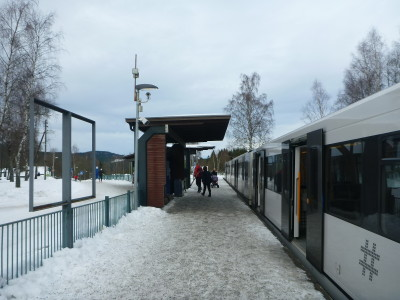 Metro to Sognsvann