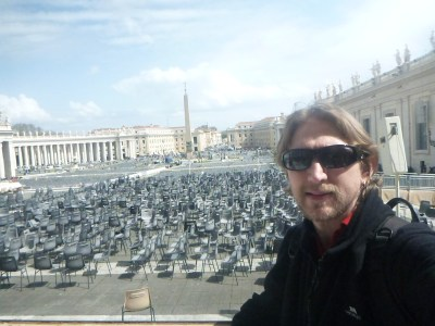 Backpacking in The Vatican City State: The Complete Vatican Tour with Walks of Italy