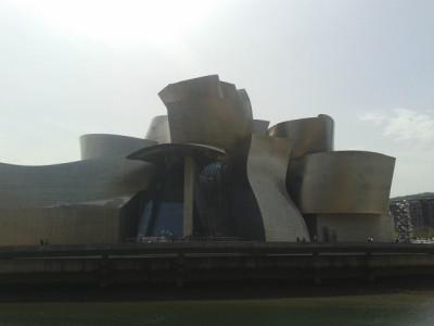 The Guggenheim Museum, Bilbao
