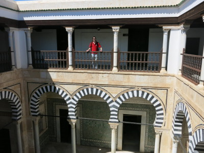 Mausoleum of Sidi Abid, Kairouan, Tunisia