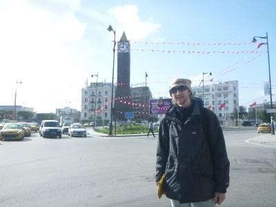 Central Tunis - Habib Bourguiba Avenue