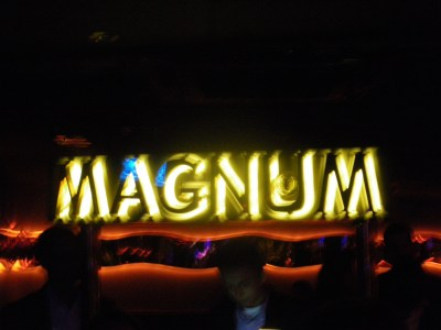 Magnum Bar in Hong Kong where I first worked at Internations