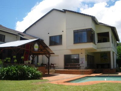 Backpacking in Swaziland: Staying at Swaziland Backpackers in Malkerns Valley