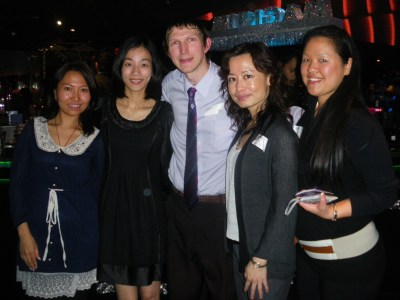 At my first Internations event in February 2012