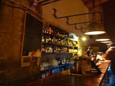 The quirky F.Hoone Bar in Telliskivi