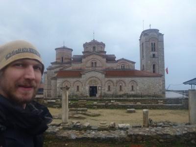 Plaosnik in Ohrid