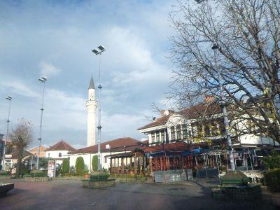 Backpacking in Ohrid, Macedonia