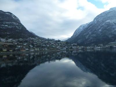 Cruising the fjords of Norway