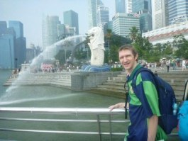 Back Backpacking in Singapore: Reminiscing My First Visit Here