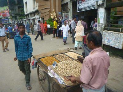 Old Town Dhaka, Bangladesh