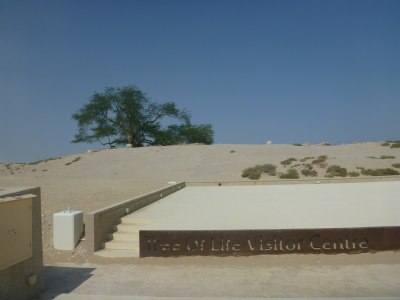Tree of Life and Visitor Centre