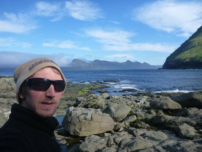 Gjogv Harbour, Eystoroy, Faroe Islands