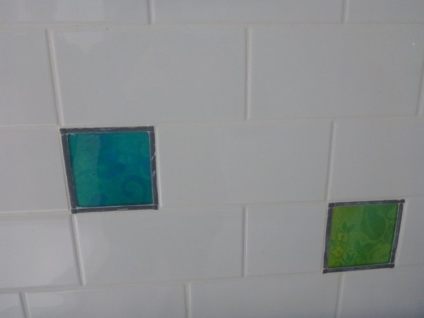Podjistani tiles made by Podjistani citizens in the country.