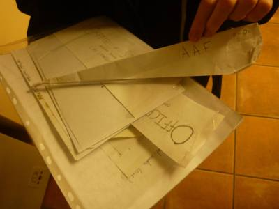 Some Tytannia memorabilia and paperwork