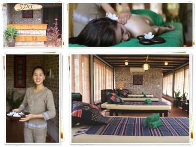 Massage at Mai Chau Ecolodge