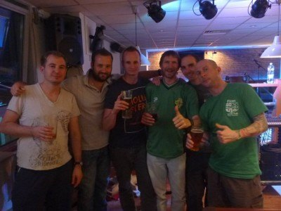Return to Dylans Bar in Bournemouth University this year