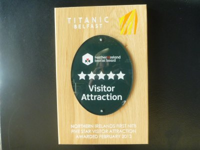 5 Star Visitor Attraction