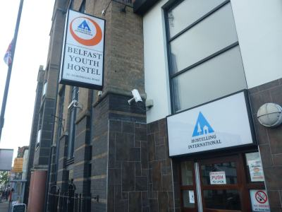 Belfast International Youth Hostel in Northern Ireland