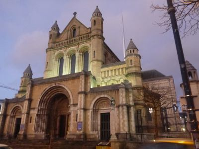 St. Anne's Cathedral - pride of Belfast