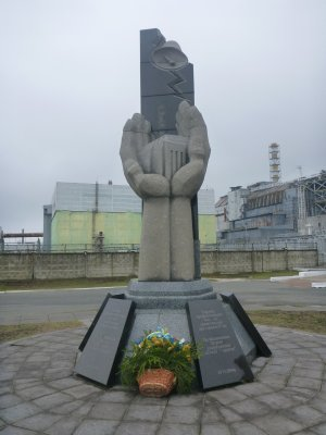 The Memorial at Reactor Number 4