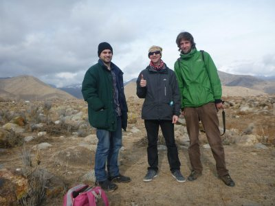 Backpacking in Cholpon Ata with Nate Jacobs