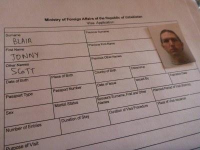 How to Get An Uzbekistan Visa in Bishkek, Kyrgyzstan