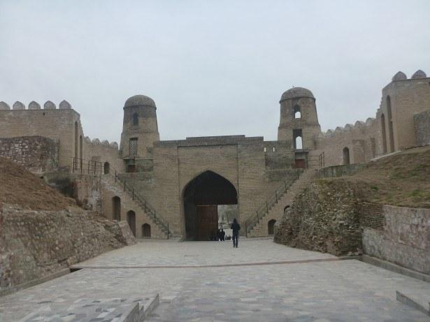 Hisor Fort, Tajikistan