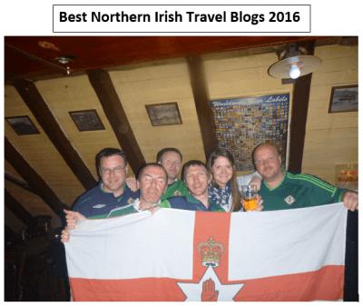 BEST NORTHERN IRISH TRAVEL BLOGS