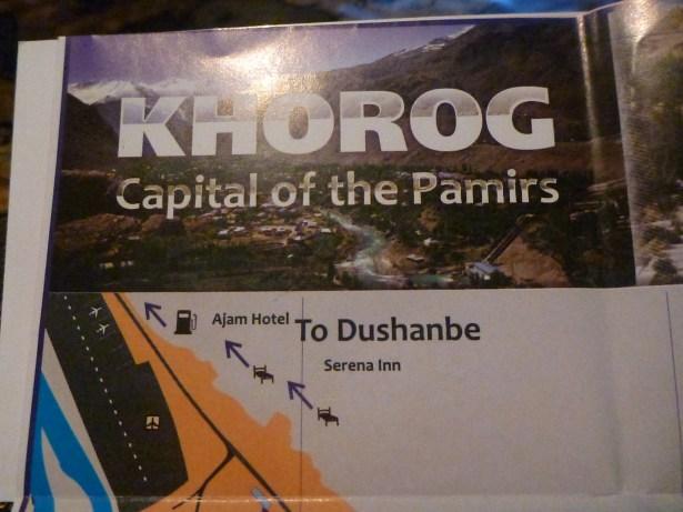 Backpacking in Gorno Badakhshan: Top 22 Sights in Khorog, Capital of the Pamirs