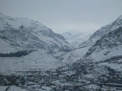 Nice viewpoint over Khorog