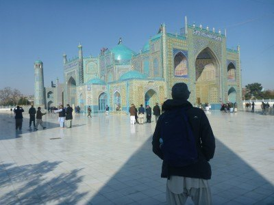 Backpacking in Afghanistan: Top 5 Sights in Masar e Sharif