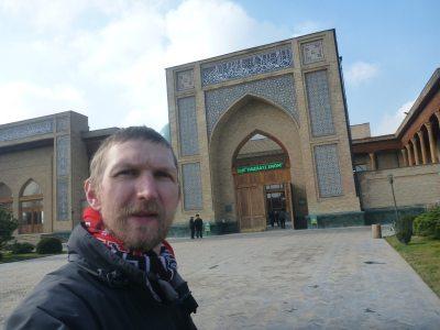 Touring Tashkent, Uzbekistan: the capital