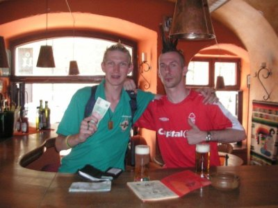 The Barmby Madness: From Goa to Grodig (with Bishkek in Between)