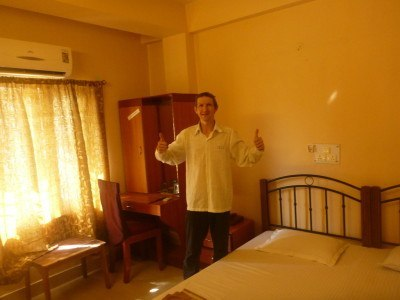 Spending a Night in my Town: Marine View Hotel, Port Blair, Andaman Islands, India