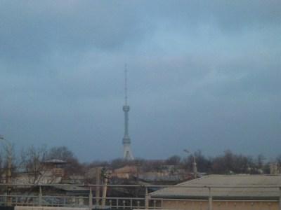 Leaving Tashkent